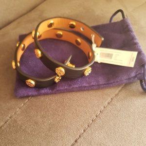 Tory Burch Jewelry - NWT Tory Burch Double Wrap Bracelet